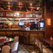 Удобный бар, выбор пива